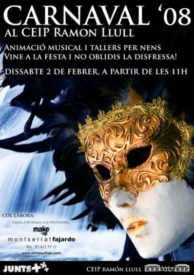Carnaval Ramon Llullmati