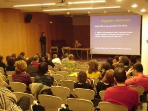 Conferència Neus Sanmarti